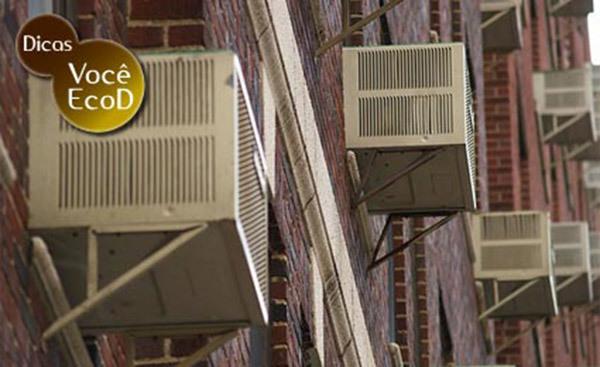 Filtros de ar condicionados devem ser mantidos limpos