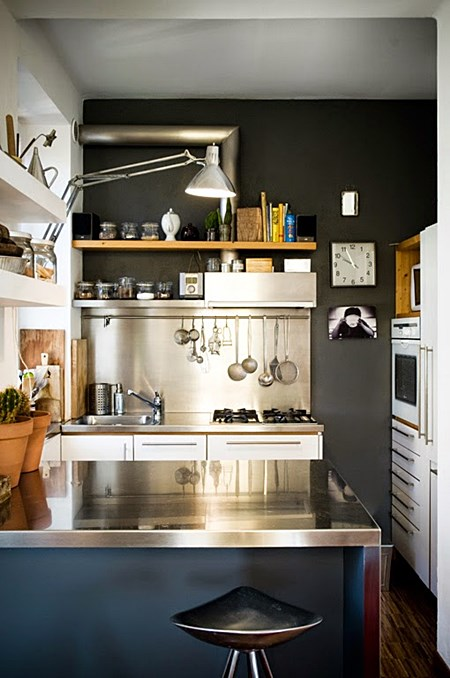 Decoração: dicas para organizar a cozinha