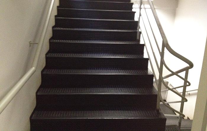 Troque elevador por escadas