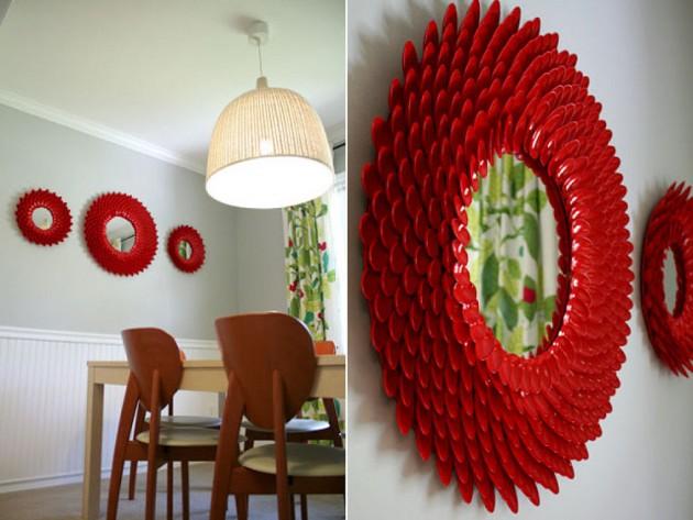 Lindos e criativos objetos reciclados para decorar a sua casa