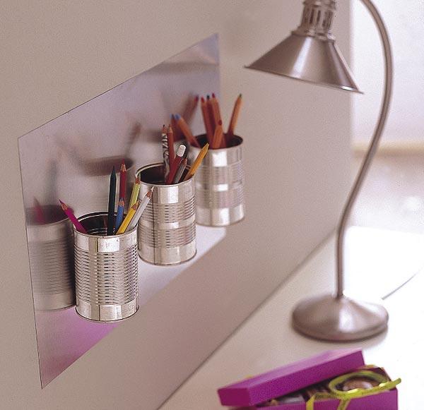 Reciclar Objetos Para Decorar Qu Te Parecen Estos Objetos - Reciclar-cosas-para-decorar