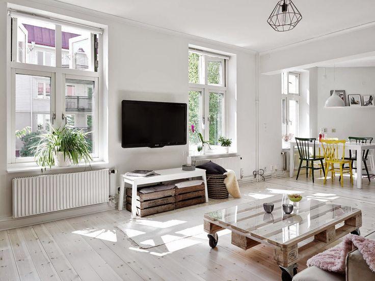 sala-de-estar-sustentável-pallets