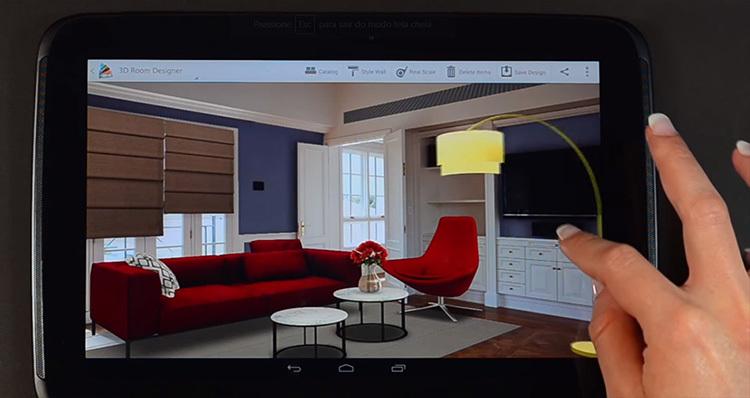 Decoração de casa - Aplicativos