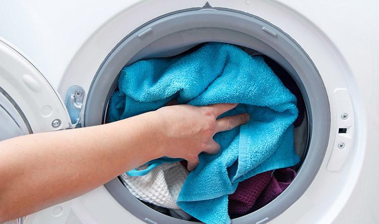 Dicas para reduzir o consumo de água - Máquina de lavar